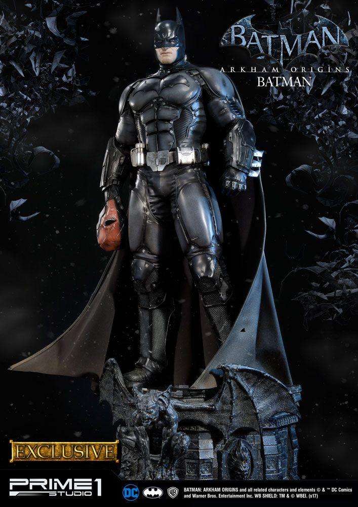 Batman Arkham Origins Statue Batman Exclusive 87 cm