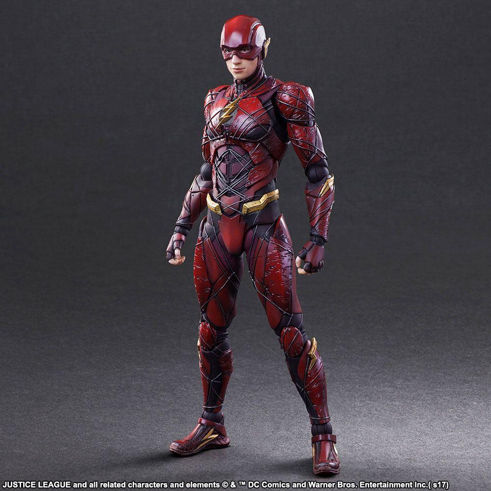 Justice League Play Arts Kai Action Figure The Flash 25 cm
