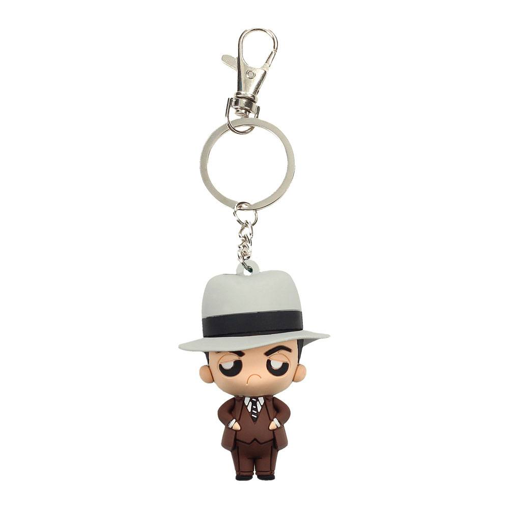 The Godfather Rubber Keychain Michael Corleone 6 cm