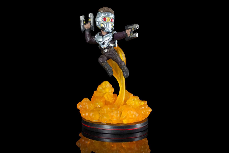 Marvel Comics Q-Fig Figure Star Lord 16 cm