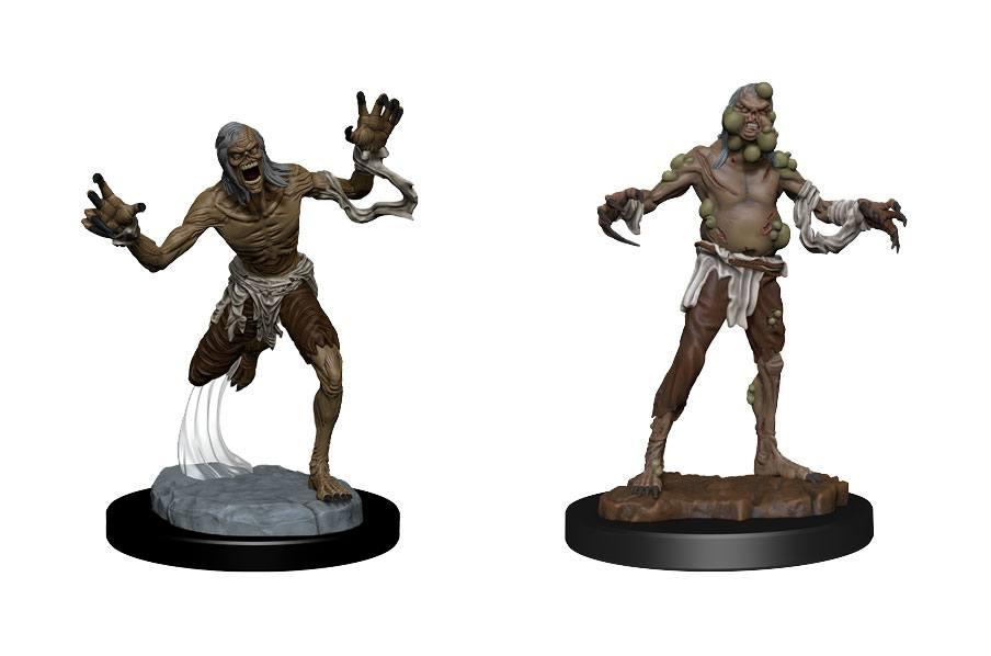 Critical Role Unpainted Miniatures Husk Zombies Case (2)