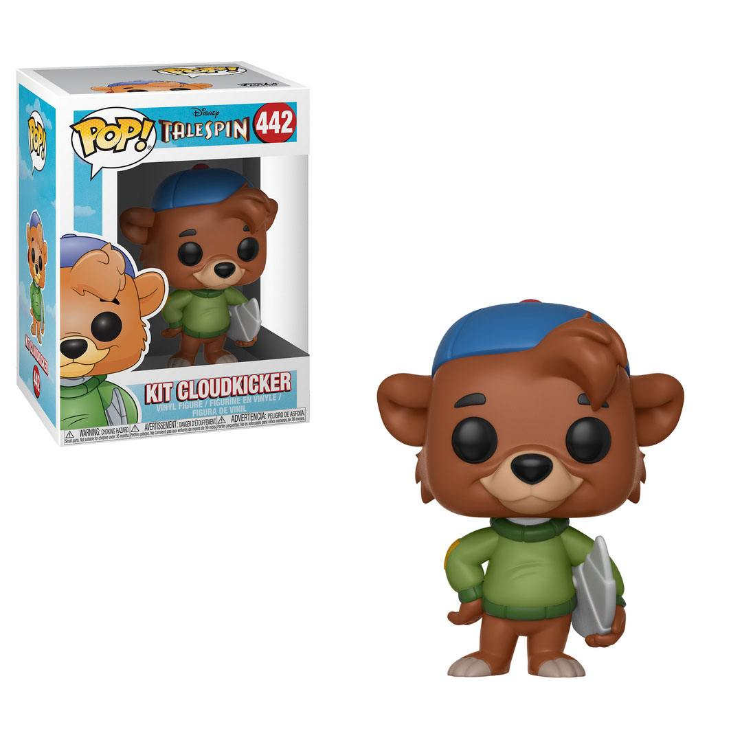 TaleSpin POP! Disney Vinyl Figure Kit Cloudkicker 9 cm