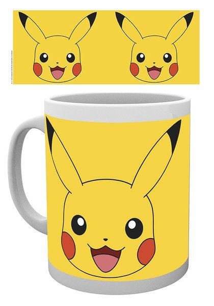 Pokemon Mug Pikachu