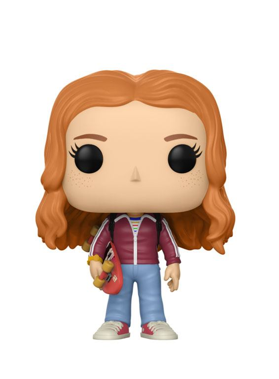 Stranger Things POP! TV Vinyl Figure Max with Skate Deck 9 cm