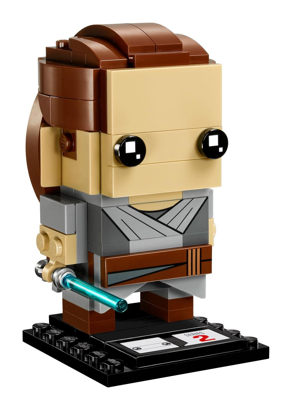 LEGO® BrickHeadz Star Wars™ Episode VIII: Rey
