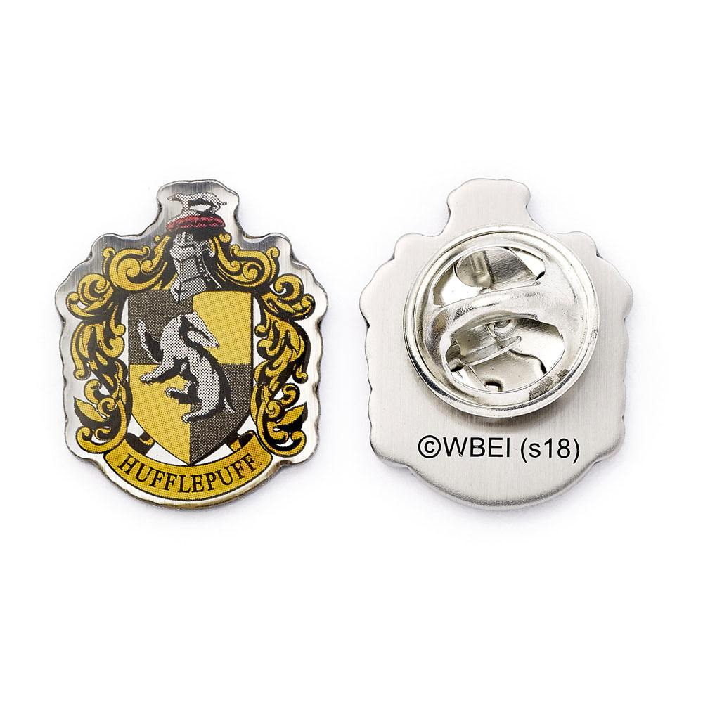 Harry Potter Pin Badge Hufflepuff Crest