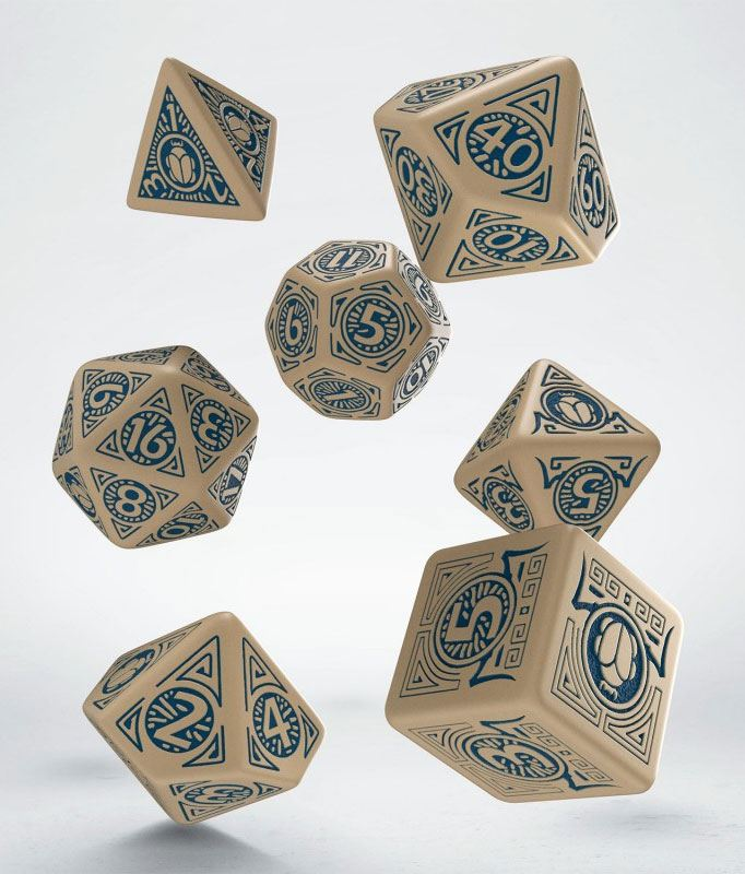 Pathfinder Dice Set Mummy's Mask (7)