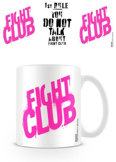 Fight Club Mug Spray