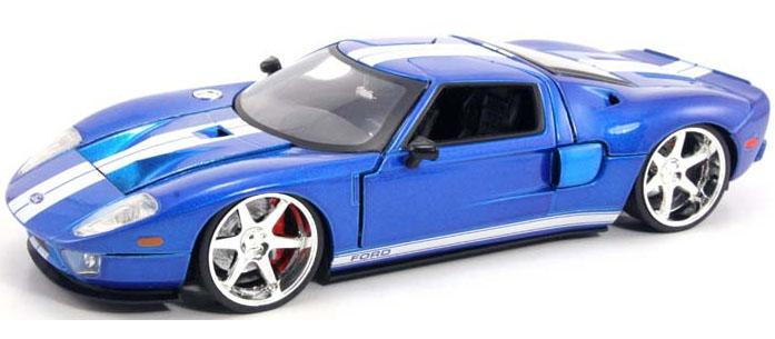 Fast & Furious 5 Diecast Model 1/24 Ford GT40