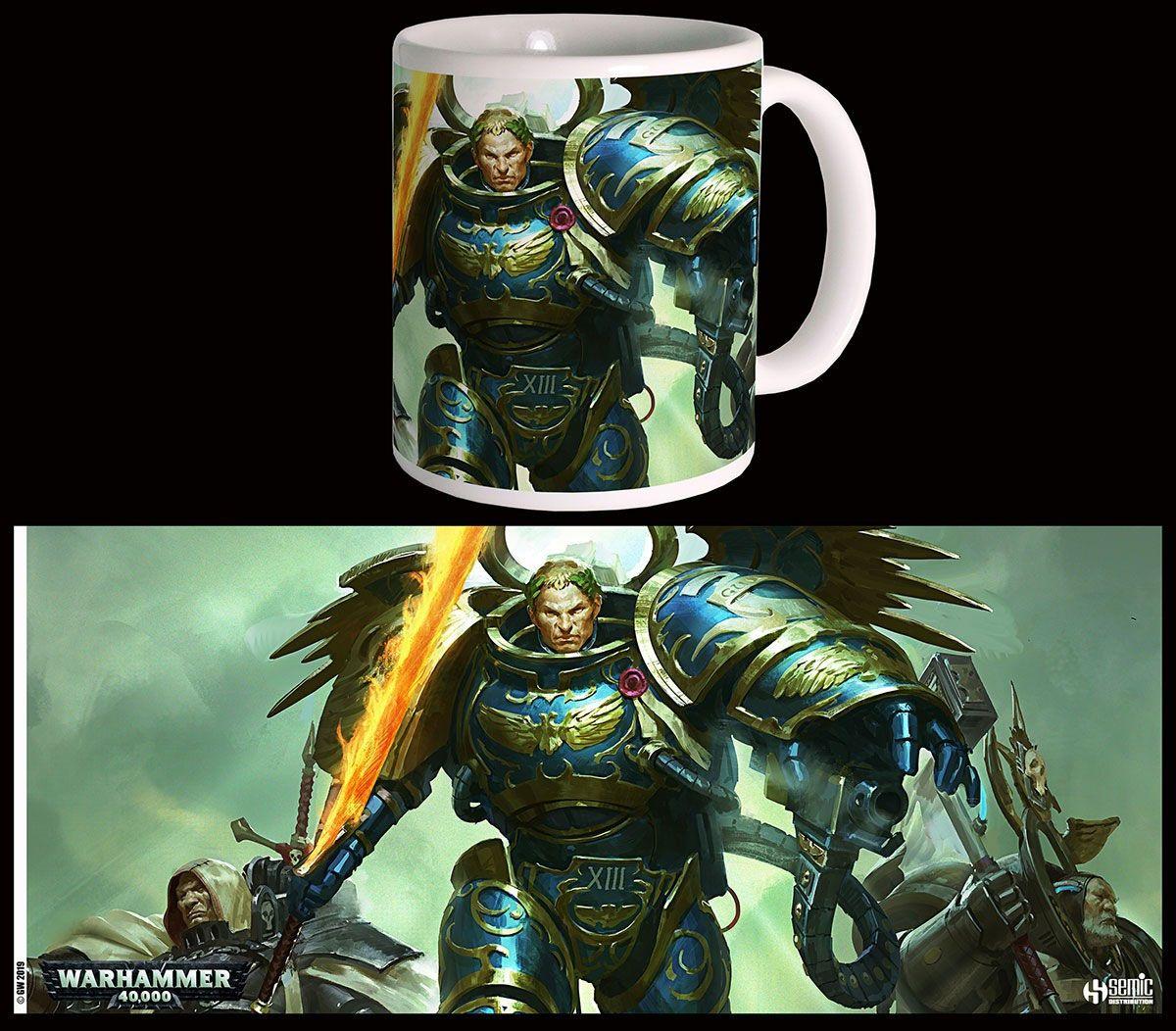 Warhammer 40K Mug Roboute Guilliman