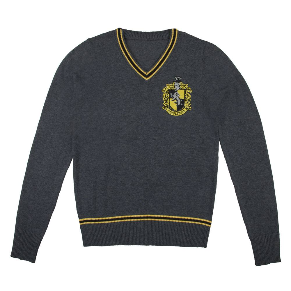 Harry Potter Knitted Sweater Hufflepuff Size M