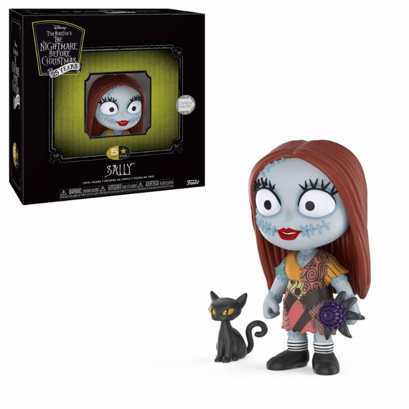 Nightmare before Christmas 5-Star Vinyl Figure Sally 9 cm