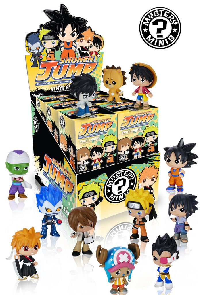 Best of Anime Mystery Mini Figures 6 cm Series 2 Display (12)