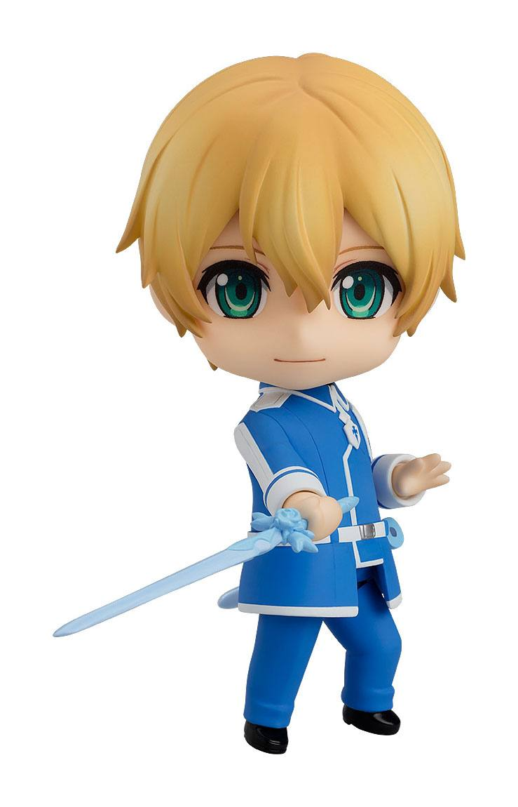 Sword Art Online: Alicization Nendoroid PVC Action Figure Eugeo 10 cm