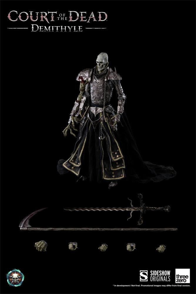 Court of the Dead Action Figure 1/6 Demithyle 41 cm
