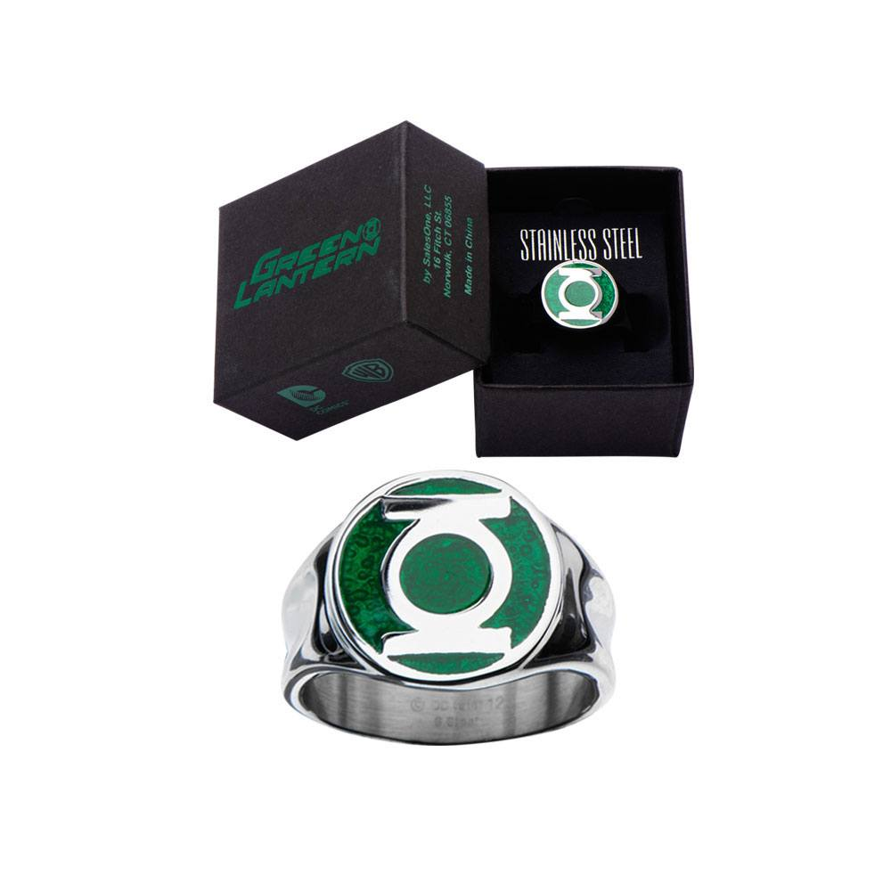 DC Comics Ring Green Lantern Size 12
