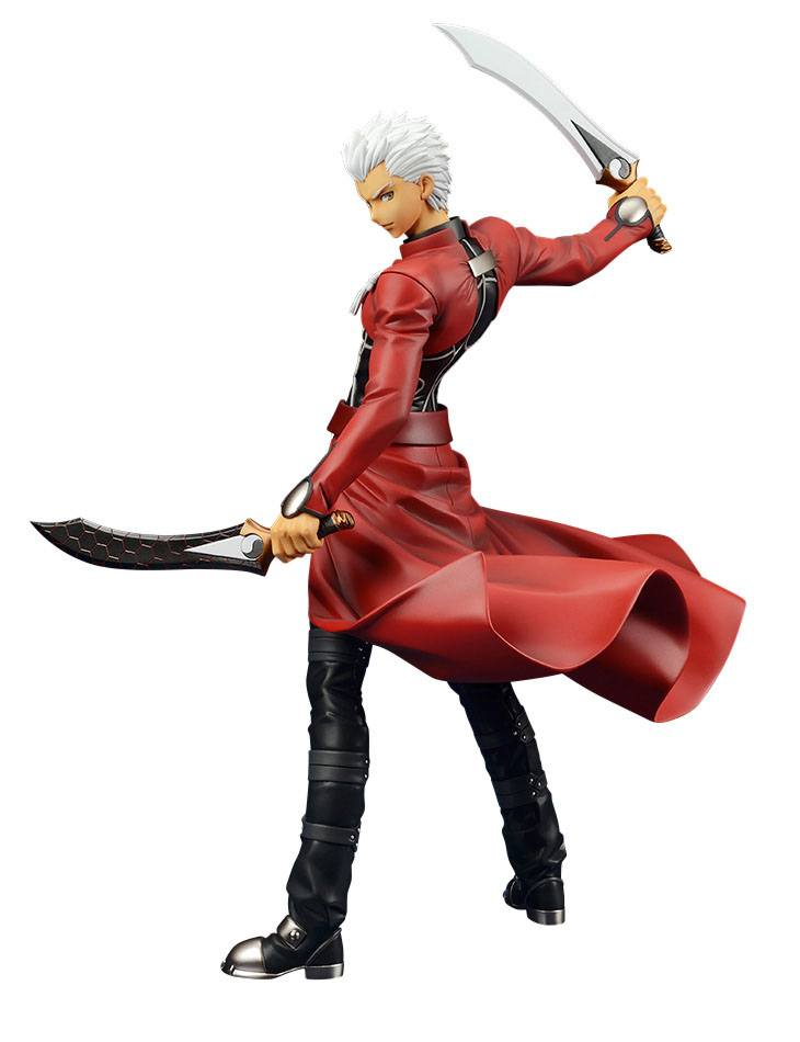 Fate/ Stay Night Statue 1/8 Unlimited Blade Works Archer 25 cm