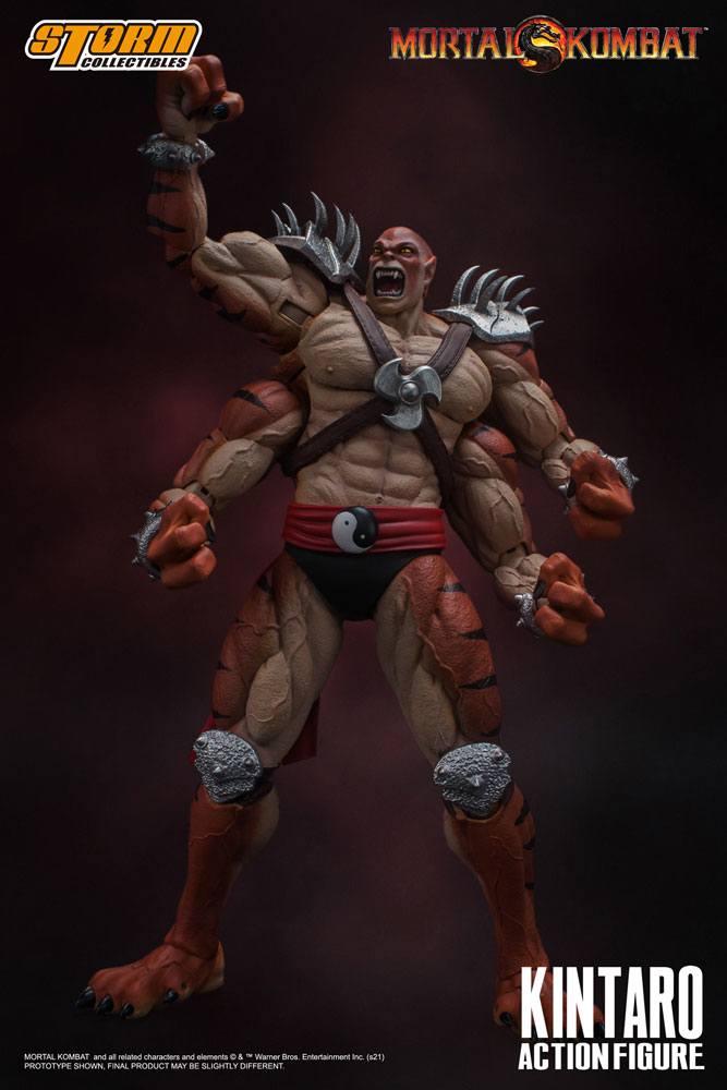 Mortal Kombat Action Figure 1/12 Kintaro 18 cm
