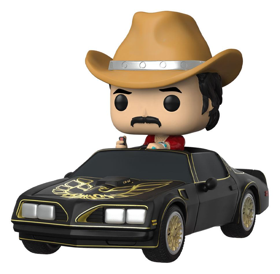 Smokey and the Bandit POP! Rides Vinyl Figure Trans Am 18 cm