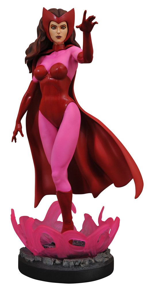Marvel Comic Premier Collection Statue Scarlet Witch 28 cm