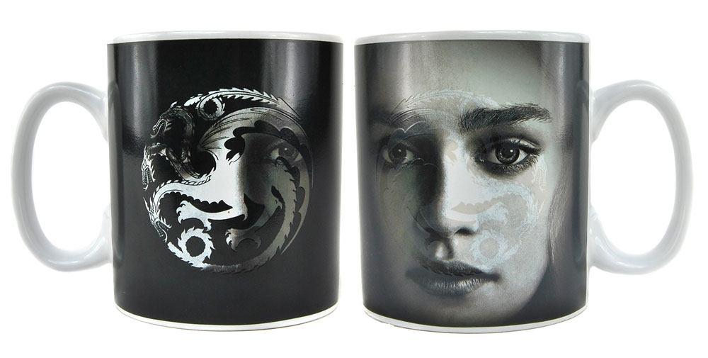 Game of Thrones Heat Change Mug Daenerys