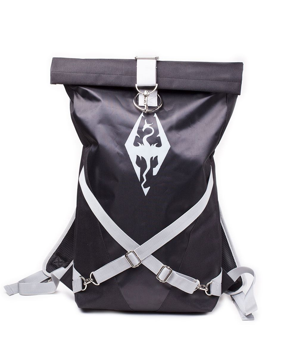 The Elder Scrolls V Skyrim Backpack Logo