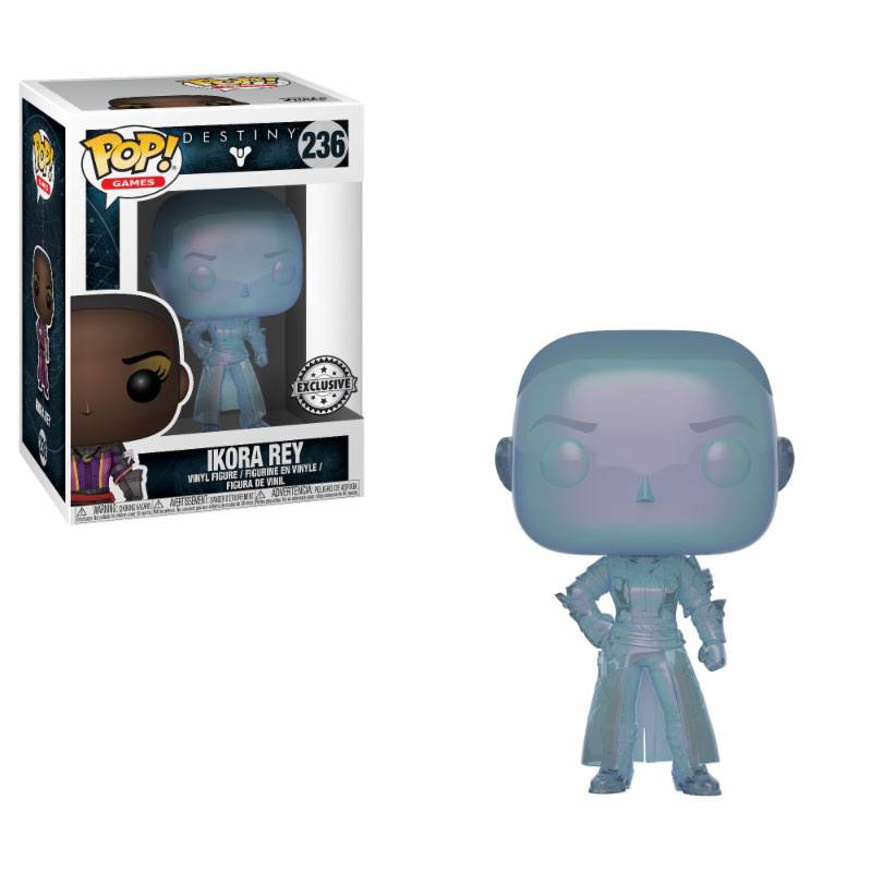 Destiny POP! Games Vinyl Figure Ikora Rey 9 cm