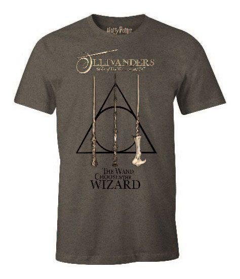Harry Potter T-Shirt Ollivanders Size L