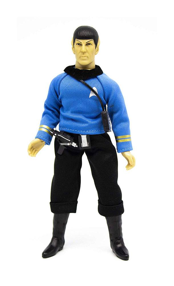 Star Trek TOS Action Figure Mr. Spock (The Trouble with Tribbles) 20 cm