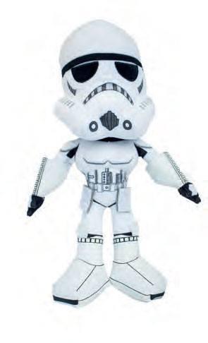 Star Wars Plush Figure Stormtrooper 25 cm