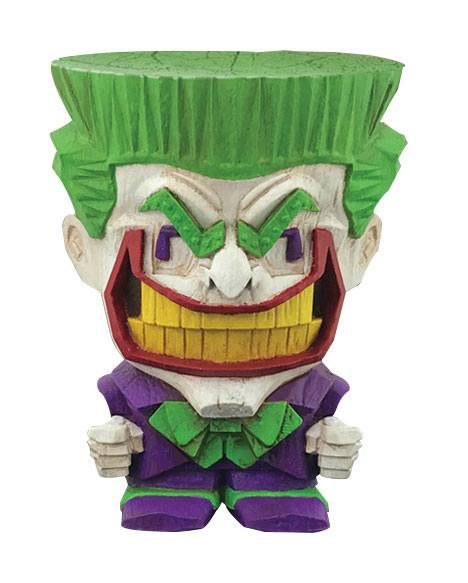 DC Comics Teekeez Vinyl Figure Series 1 Joker 8 cm --- DAMAGED PACKAGING