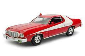 Starsky & Hutch Diecast Model 1/24 1976 Gran Torino