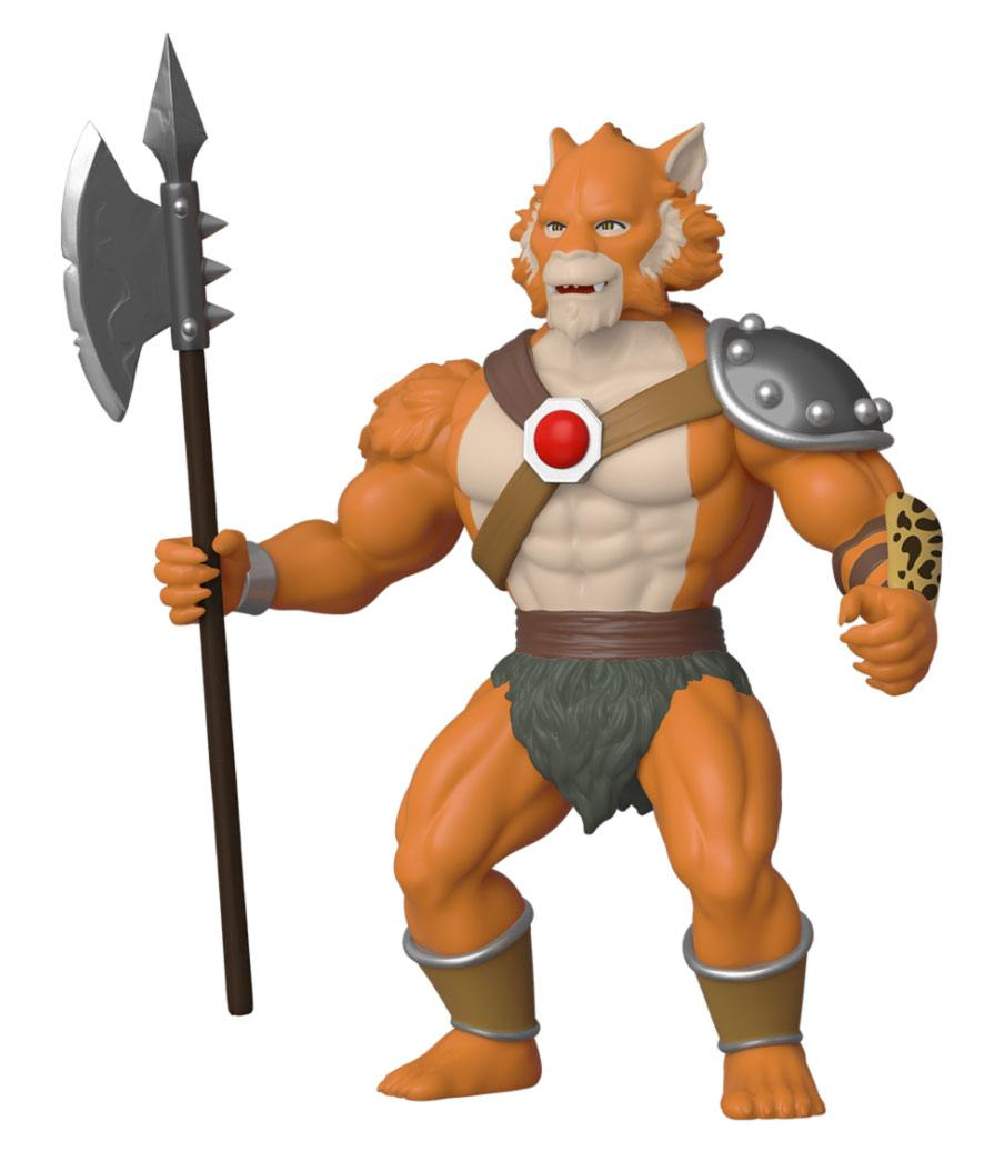 Thundercats Savage World Action Figure Jackalman 10 cm
