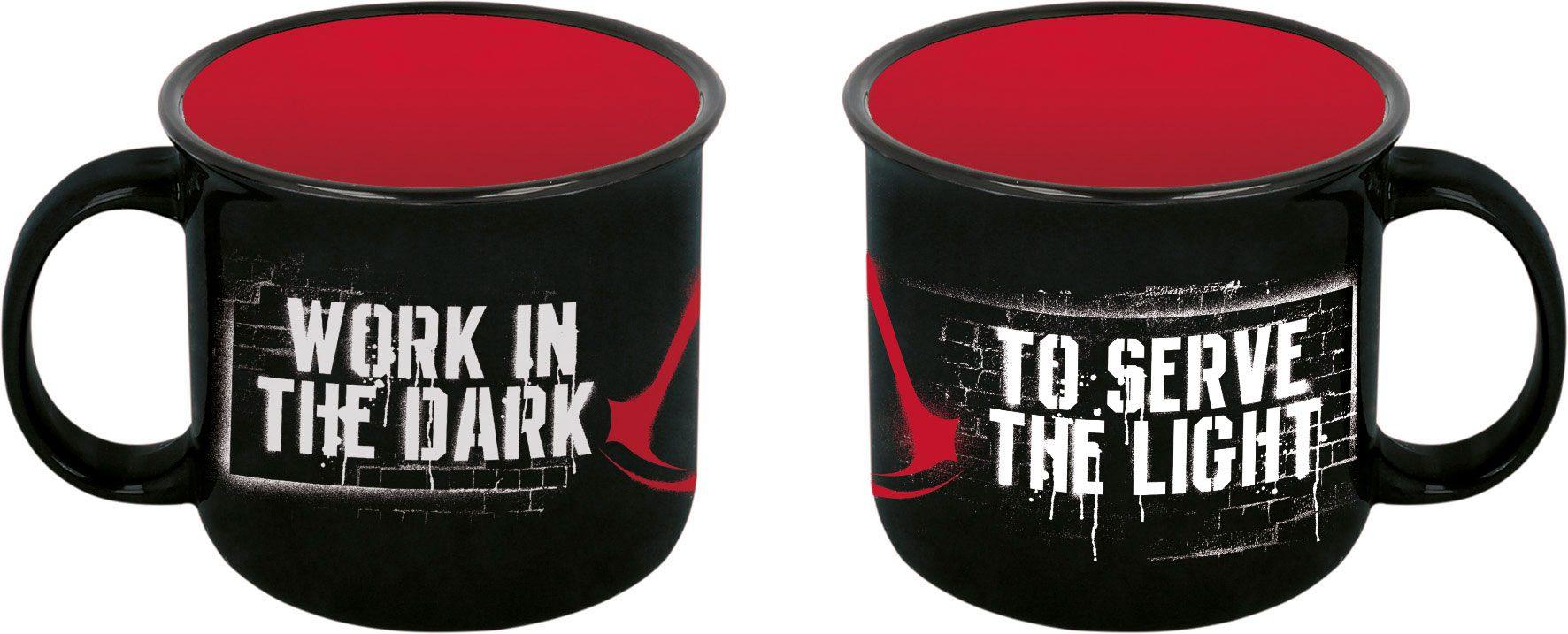 Assassin's Creed Mug Case Dark (12)