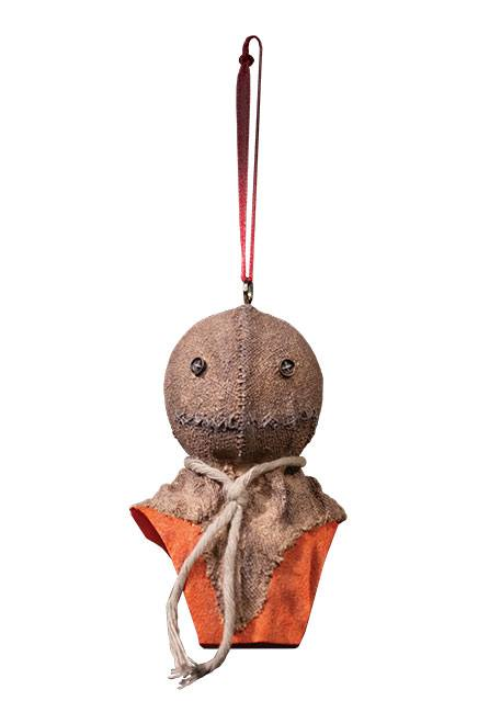 Trick R Treat Holiday Horrors Ornament Sam