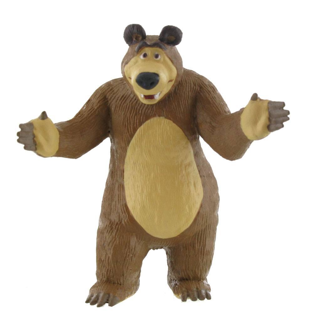 Masha and the Bear Mini Figure Bear 8 cm