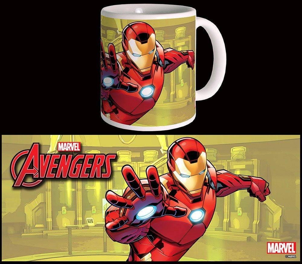 Avengers Mug Iron Man