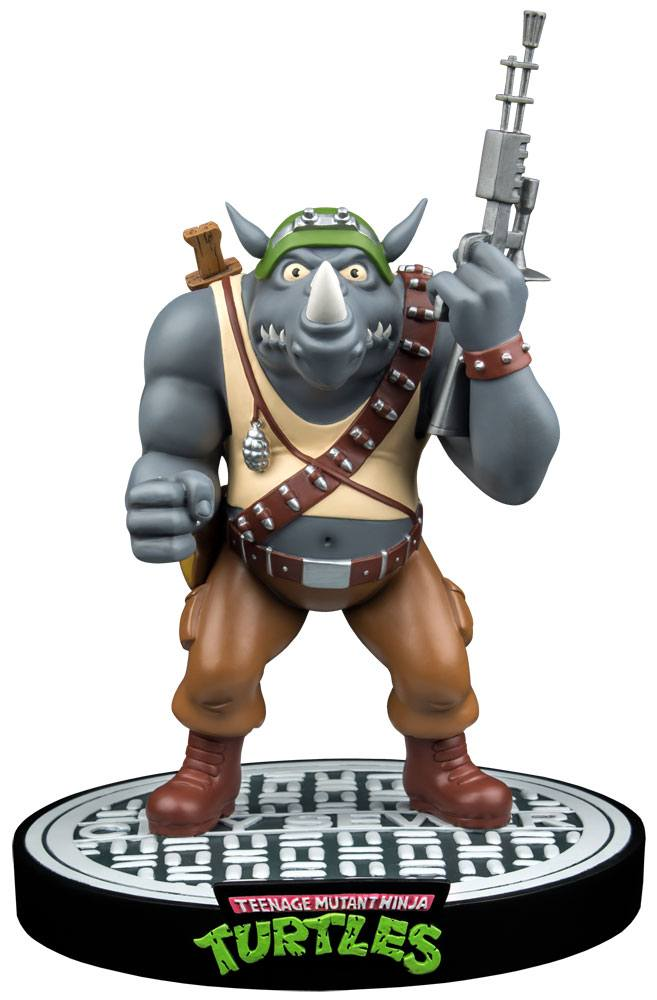 Teenage Mutant Ninja Turtles Statue Rocksteady 30 cm