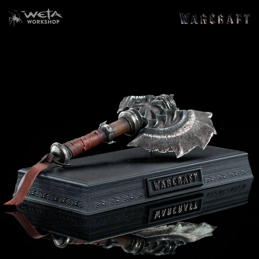 Warcraft Replica 1/6 Durotan's Axe 20 cm