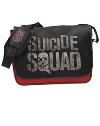 Suicide Squad Shoulder Bag Logo
