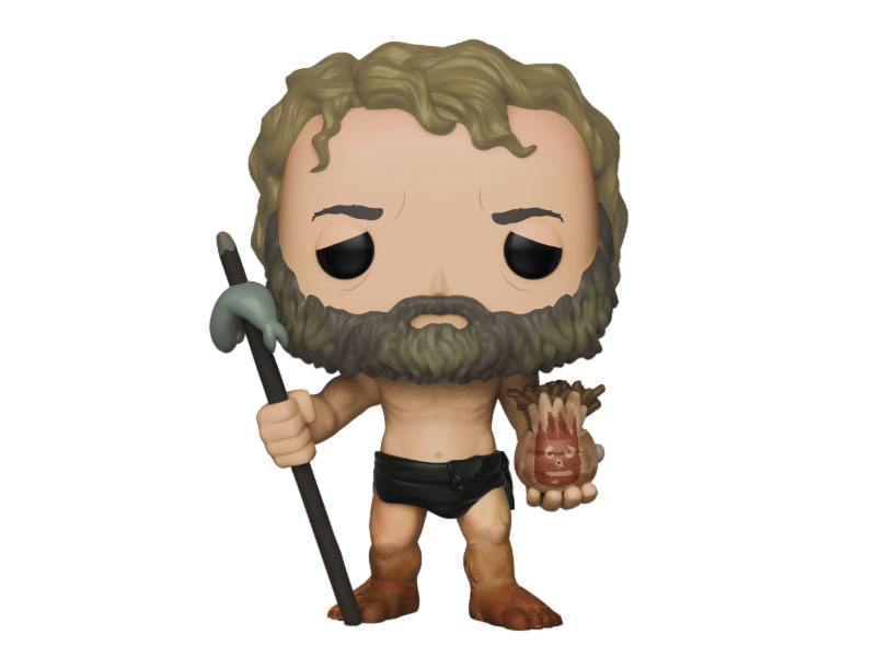 Cast Away POP! Movies Vinyl Figure Chuck Noland & Wilson 9 cm