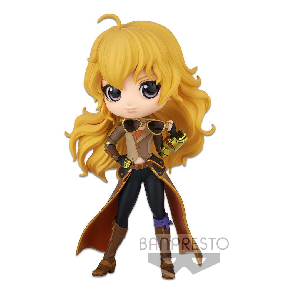 RWBY Q Posket Mini Figure Yang Xiao Long 14 cm