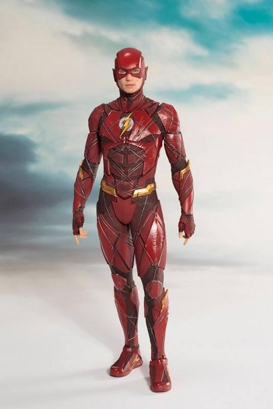 Justice League Movie ARTFX+ Statue 1/10 The Flash 19 cm