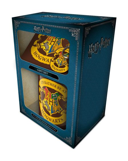 Harry Potter Gift Box Rather be at Hogwarts