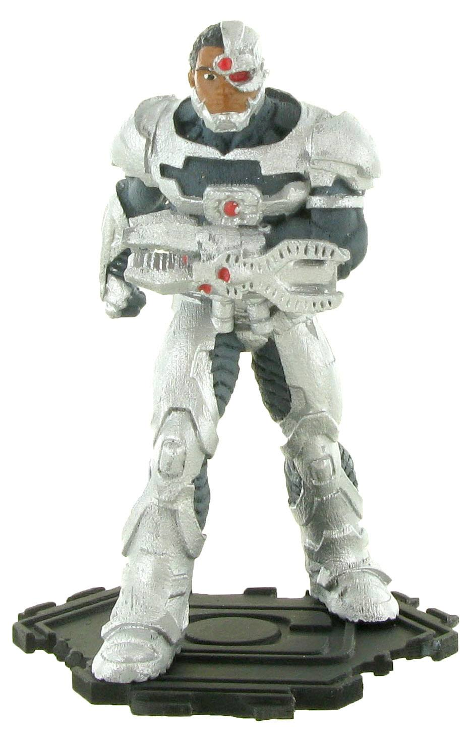 DC Comics Mini Figure Cyborg 10 cm