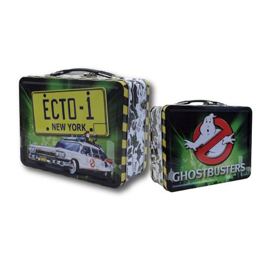 Ghostbusters Tin Tote Ecto-1