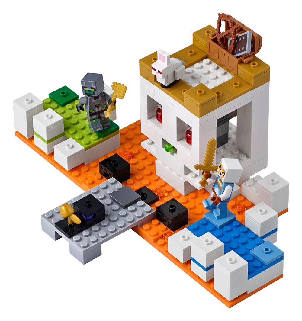 LEGO® Minecraft™ The Skull Arena