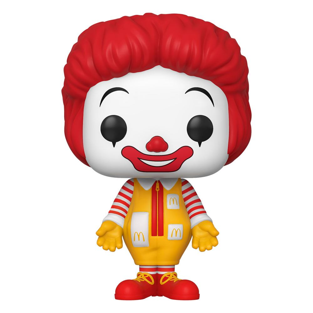 McDonald's POP! Ad Icons Vinyl Figure Ronald McDonald 9 cm