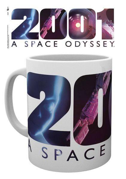 2001: A Space Odyssey Mug Logo
