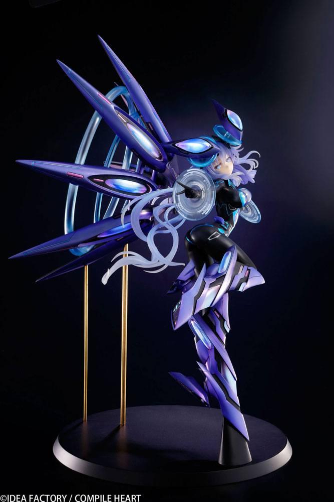Megadimension Neptunia VII Statue 1/7 Next Purple 38 cm